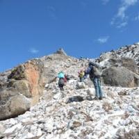 エベレスト街道トレック(14) ゴラク・シェプへ  Everest Trail Trek (14) To Gorak Shep