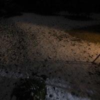 ゴッツ寒シティー(横浜も初雪)11月24日