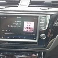 VW トゥーラン carrozzeria フロントスピーカー&ウーファー取付