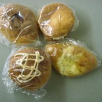 ハッピーベーカリーの100円パン 平成28年二月