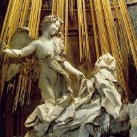 ベルニーニ 「聖テレーザの法悦」