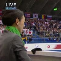 懐かしい画像です・・・奈々美コーチと羽生選手