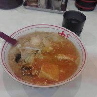 蒙古タンメン中本 食べました