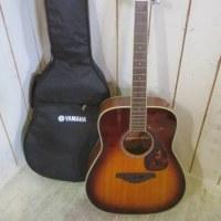 「ヤマハ アコースティックギター FG720S YAMAHA 楽器 ソフトケース付き ギター」買取させていただきました。