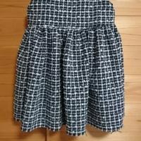 あと少し・・・90サイズ・ジャンパースカート。  &   黒豚酢豚・・・生協~♪