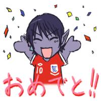 祝!決勝トーナメント進出!!
