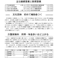 3月議会の報告つくりました  2015.4.15(水)曇のち雨