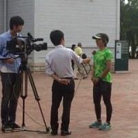 アシックスアドバイザー佐藤先生の「フルマラソン完走に向けて」の講習会開催しました~♪