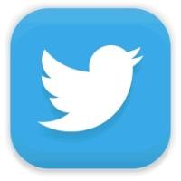 Twitter始めました(^^)v