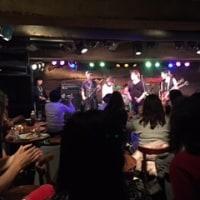 中大軽音楽OB忘年会ライブ