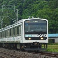 2017年5月26日 総武本線 物井 MUE-Train