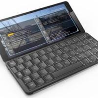 Gemini PDA ソフト画面?