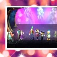 ディズニーのマジックショー