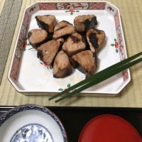 茶懐石料理のお稽古 皐月編 その1