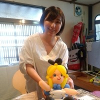 バルーンアーティスト Rinさんの特別講座