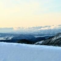 [オロフレ峠観光タクシー・ジャンボタクシー]北海道小樽観光タクシー高橋の[オロフレ峠から風景写真]