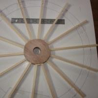 水車模型製作(5)