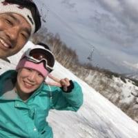 芝公園二周、ニセコで春スキー、マッカリーナ、蟹!