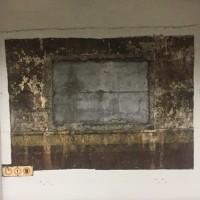 地下鉄絵画