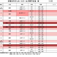 2016_11月_練習予定表