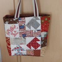 没になったパターンを使ってバッグを2