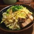 元気レストラン・ネギだくつけ麺