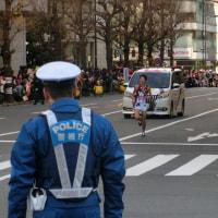 第93回(2017)箱根駅伝の応援観戦は、1月3日復路。
