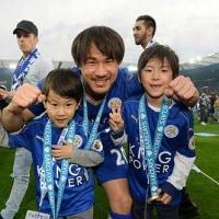 岡崎選手、おめでとう!
