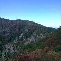 寒霞渓に行ってきました