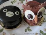 Suicaのペンギンケーキ&ふくろうケーキ(ホテルメトロポリタン/池袋)