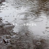 ★雨の日にやる気が出ないのはなぜ?