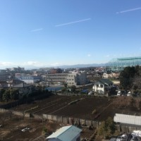 天空の富士山