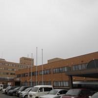 入院後初めての通院です。