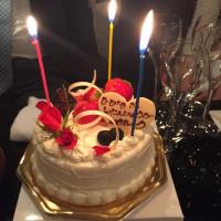 誕生日ありがとうございました