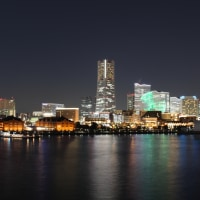 横浜夜景2016