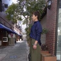 【着用写真を追加しました♪】パシオーネ☆ウエストリボンワイドパンツ☆