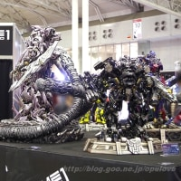東京コミコン: プライム1スタジオ ブース・ レポ