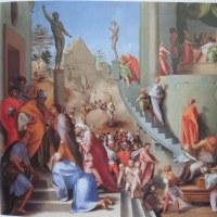 「エジプトのヨセフとヤコブ」 ポントルモ