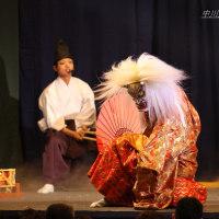 中川戸神楽団 『茨 木』