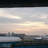 晴海大橋からの豊洲