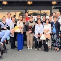 東京オープン選手権とパーティ