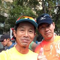 大阪マラソン2016