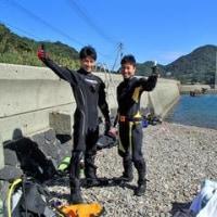 快晴!!オープンウォーターダイバーコース開催☆ (広島 ダイビング)