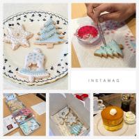 大人のクリスマスアイシングクッキー2