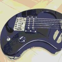 ZO-3ギターで高中正義風に弾いてみた・・