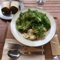 グリーンボウル 本日も営業! 4月から日曜、祝日営業しています! ランチ、ブランチ、カフェ、ディナー、シーン別に利用OK 野菜が主役のスローフードスタンド