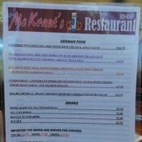 Mc Kraut's