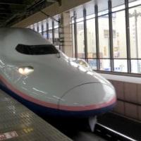 2階建て新幹線と言えば上越新幹線?