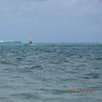 サイパン19日目の風 サイドで強めに吹きました。メンズ5点台前後から6点台