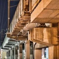札幌の夜を徘徊シリーズ 新札幌駅周辺